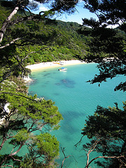 Abel Tasman National Park Beaches