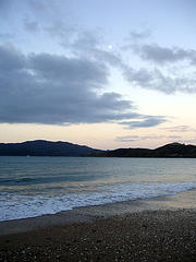 Coopers Beach at sunset