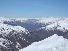 Mountain View, Treble Cone
